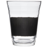 Arc Cardinal Arcoroc D1CM5838 16 oz. Party Glass with Chalkboard - 24/Case