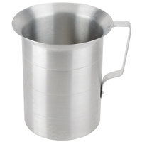 Aluminum 4 Qt. Measuring Cup