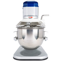 Vollrath 40755 7 Qt. Commercial Countertop Mixer with Guard - 1/3 hp