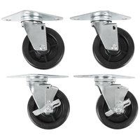 Blodgett 5779 5 inch Plate Casters - 4/Set