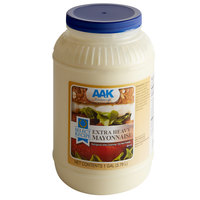 AAK Select Recipe 1 Gallon Extra Heavy Mayonnaise - 4/Case