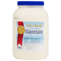 Oasis 1 Gallon Select Recipe Extra Heavy Mayonnaise - 4/Case