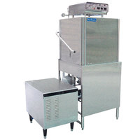 Jackson TempStar GPX High Temperature Door Type Dish Washer with Gas Booster Heater - 208/230V