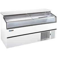 Master Bilt GT-60 Horizontal Display Merchandiser Freezer - 17.4 Cu. Ft.