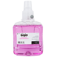 GOJO® 1912-02 LTX Plum 1200 mL Foaming Antibacterial Hand Soap