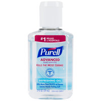 Purell® 9605-24 Advanced 2 oz. Instant Hand Sanitizer   - 24/Case