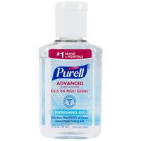 Purell® 9605-24 Advanced 2 oz. Instant Hand Sanitizer - 24 / Case