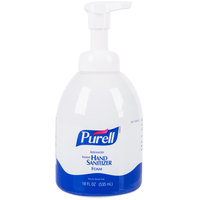 Purell® 5792-04 Advanced 535 mL Foaming Instant Hand Sanitizer with Pump - 4/Case