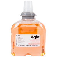 GOJO® 5362-02 TFX Premium 1200 mL Fresh Fruit Foaming Antibacterial Hand Soap
