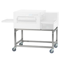 Lincoln 1120-1 Stainless Steel Equipment Stand with Casters