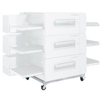 Lincoln 1610 Low Equipment Stand with Casters