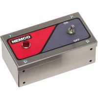 Nemco 69007 Remote Control Box with Toggle Switch - 120V
