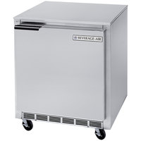 Beverage-Air UCR24AHC 24 inch Compact Undercounter Refrigerator