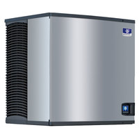 Manitowoc IYT1200C Indigo NXT Series QuietQube 30 inch Remote Cooled Half Size Cube Ice Machine - 1146 lb.