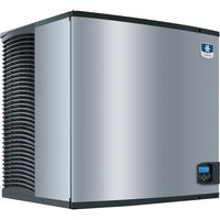 Manitowoc IY-1176C Indigo Series QuietQube 30 inch Remote Cooled Half Size Cube Ice Machine - 1046 lb.