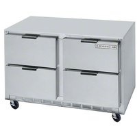 Beverage-Air UCFD48A-4 48 inch Undercounter Freezer with 4 Drawers - 13.9 Cu. Ft.