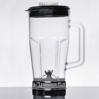 Waring CAC23 48 oz. Copolyester Jar with Lid and Blade