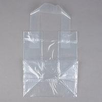6 3/4 inch x 4 3/4 inch x 8 1/2 inch Polypropylene Soft Loop Handle Bag - 200/Case