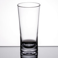 Carlisle 561007 Alibi 10 oz. SAN Plastic Hi Ball Glass   - 24/Case