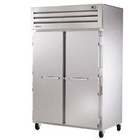 True STR2F-2S Specification Series Two Section Reach In Freezer with Solid Doors