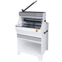 Doyon CPF422 Floor Model Bread Slicer - 7/8 inch Cutting Width