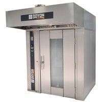 Doyon SRO2E Electric Double Rotating Rack Bakery Convection Oven - 240V, 3 Phase, 51kW