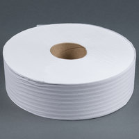 VonDrehle 4112 Preserve 1-Ply Jumbo 4000' Toilet Tissue Roll with 12 inch Diameter - 6 / Case