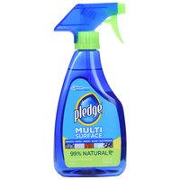 SC Johnson Pledge® 644973 16 oz. Trigger Sprayer Multi-Surface Cleaner / Duster - 6/Case