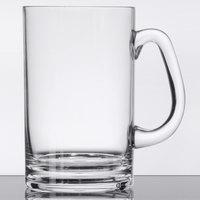GET SW-1464-CL 20 oz. Customizable Tritan Plastic Beer Mug - 24/Case