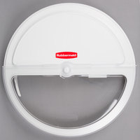 Rubbermaid FG9G7800WHT ProSave Rotating Lid with 4 Cup Scoop