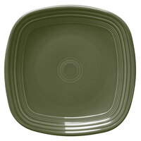 Homer Laughlin 921340 Fiesta Sage 7 1/2 inch Square Salad Plate - 12 / Case