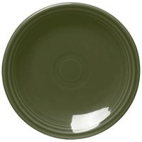 Homer Laughlin 464340 Fiesta Sage 7 1/4 inch Salad Plate - 12 / Case