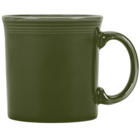 Homer Laughlin 570340 Fiesta Sage 12 oz. Java Mug - 12/Case