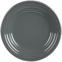 Homer Laughlin 465339 Fiesta Slate 9 inch China Luncheon Plate - 12/Case