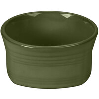 Homer Laughlin 922340 Fiesta Sage 20 oz. Square Bowl - 12/Case