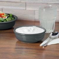 Homer Laughlin 460339 Fiesta Slate 14.25 oz. Small Nappie Bowl - 12/Case