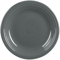 Homer Laughlin 466339 Fiesta Slate 10 1/2 inch Round China Dinner Plate - 12/Case