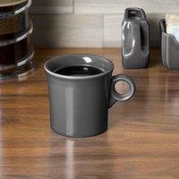 Homer Laughlin 453339 Fiesta Slate 10.25 oz. Mug - 12/Case