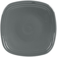 Homer Laughlin 921339 Fiesta Slate 7 3/8 inch Square China Salad Plate - 12/Case