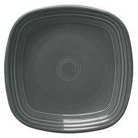Homer Laughlin 921339 Fiesta Slate 7 1/2 inch Square Salad Plate - 12 / Case