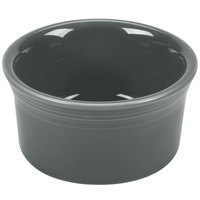 Homer Laughlin 568339 Fiesta Slate 8 oz. Ramekin - 6/Case