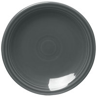 Homer Laughlin 464339 Fiesta Slate 7 1/4 inch China Salad Plate - 12/Case