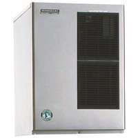 Hoshizaki KM-340MAH Slim-Line Series 22 inch Air Cooled Crescent Cube Ice Machine - 387 lb.