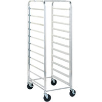 Metro RT183N 18 Pan End Load Bun / Sheet Pan Rack - Unassembled