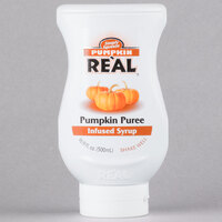 Pumpkin Real 16.9 fl. oz. Infused Syrup