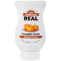 Pumpkin Real 16.9 fl. oz. Infused Syrup