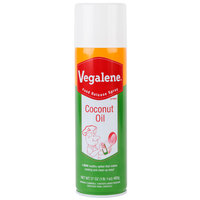 Vegalene 17 oz. Coconut Oil Food Release Spray   - 6/Case