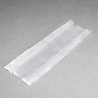LK Packaging 15G-084024 Plastic Food Bag 8 inch x 4 inch x 24 inch - 1000/Box