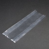 Plastic Food Bag 8 inch x 4 inch x 24 inch - 1000/Box