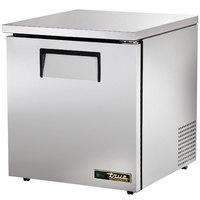 True TUC-27-LP 27 inch Low Profile Undercounter Refrigerator